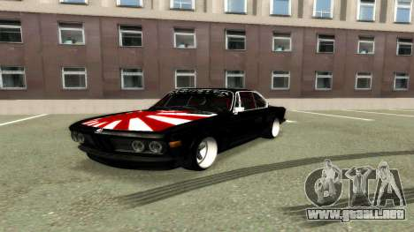 BMW 3.0 CSL JDM Style para GTA San Andreas