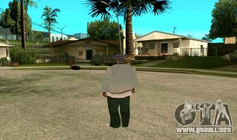 FAM1 para GTA San Andreas tercera pantalla