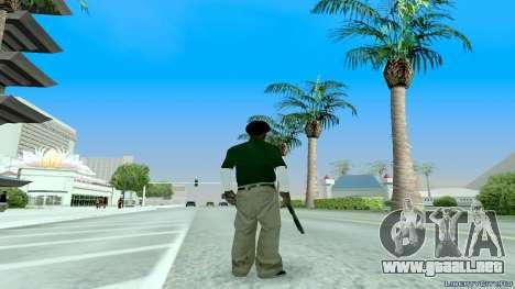 Timecyc & Colormod para GTA San Andreas tercera pantalla