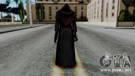 RE4 Monster Right Salazar Skin para GTA San Andreas tercera pantalla