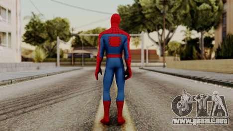 Marvel Heroes - Spider-Man Classic para GTA San Andreas tercera pantalla