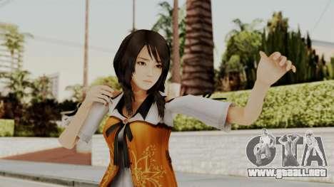 Fatal Frame 5 Yuri para GTA San Andreas