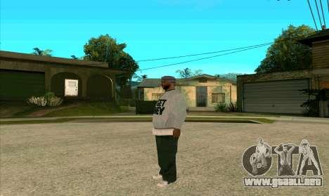 FAM1 para GTA San Andreas segunda pantalla