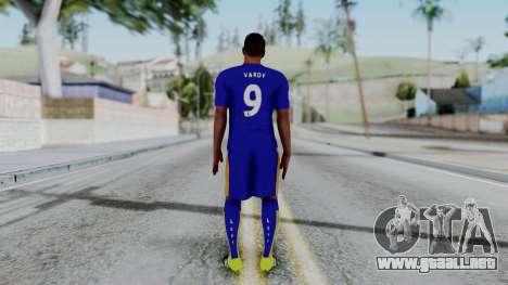 Jamie Vardy - Leicester City 2015-16 para GTA San Andreas tercera pantalla
