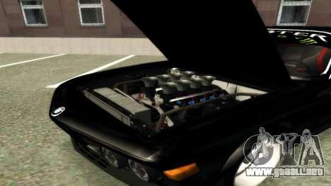 BMW 3.0 CSL JDM Style para GTA San Andreas left