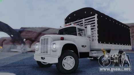 International Loadstar para GTA San Andreas vista posterior izquierda