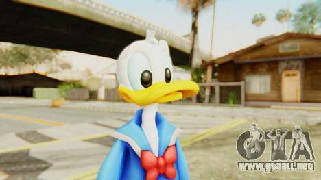 Kingdom Hearts 2 Donald Duck v2 para GTA San Andreas