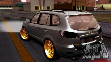 Hyundai Santa Fe para la visión correcta GTA San Andreas