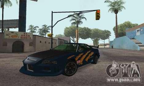 Nissan Skyline R34 Sunray (FlatOut 2) para GTA San Andreas