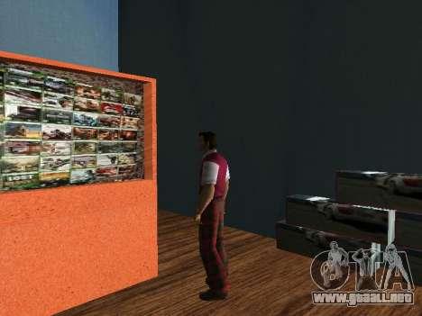 Tienda de Tommy Vercetti para GTA Vice City tercera pantalla