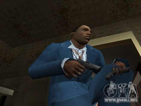 Un conjunto de armas rusas para GTA San Andreas novena de pantalla