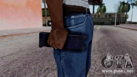 Vice City Beta Stun Gun para GTA San Andreas tercera pantalla