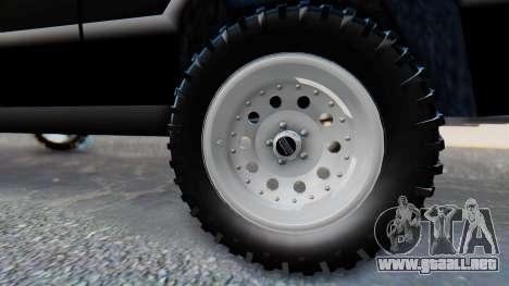 Virgo v3.0 Final para GTA San Andreas vista posterior izquierda