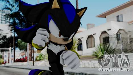 The Hedgehog para GTA San Andreas