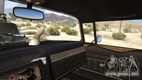 GTA 5 Mad Max The Gigahorse volante