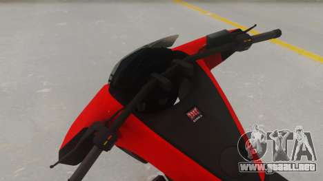 GTA 5 Dinka Vindicator IVF para la visión correcta GTA San Andreas