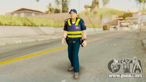 Csher para GTA San Andreas segunda pantalla