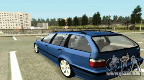 BMW 318i Wagon Touring Wagon para GTA San Andreas left