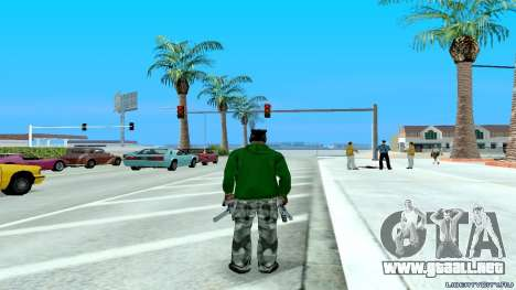 Timecyc & Colormod para GTA San Andreas segunda pantalla