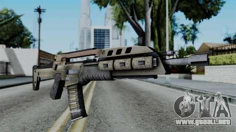 CoD Black Ops 2 - M8A1 para GTA San Andreas