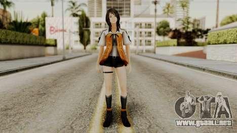 Fatal Frame 5 Yuri para GTA San Andreas segunda pantalla