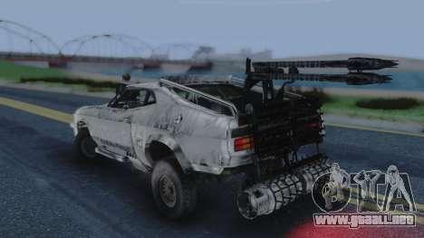 Razor Cola v1.0 para GTA San Andreas left