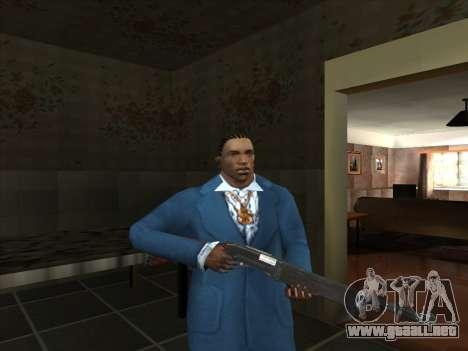 Un conjunto de armas rusas para GTA San Andreas séptima pantalla