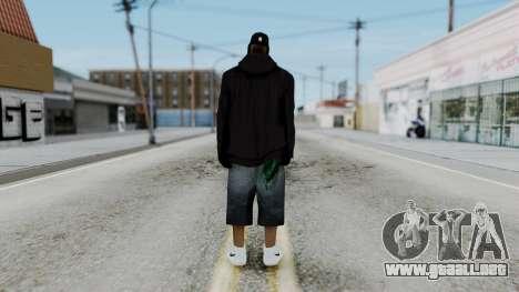 New Sweet para GTA San Andreas tercera pantalla