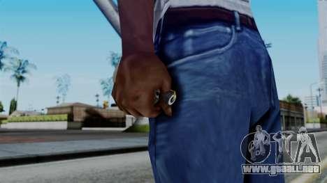 CoD Black Ops 2 - Semtex para GTA San Andreas tercera pantalla