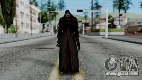 RE4 Monster Right Salazar Skin para GTA San Andreas segunda pantalla