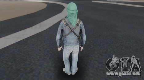 Somalia Militia para GTA San Andreas tercera pantalla