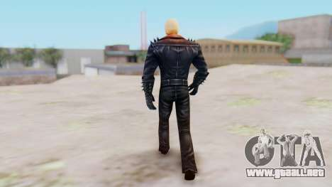 Marvel Future Fight - Ghost Rider para GTA San Andreas tercera pantalla