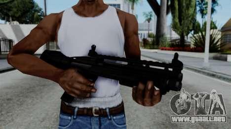 CoD Black Ops 2 - KSG para GTA San Andreas tercera pantalla