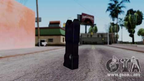 Vice City Beta Stun Gun para GTA San Andreas segunda pantalla