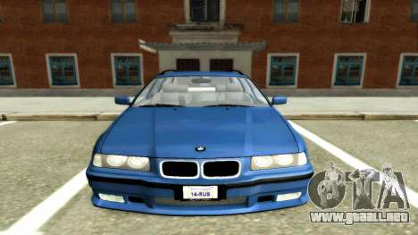 BMW 318i Wagon Touring Wagon para GTA San Andreas