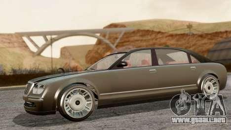 GTA 5 Enus Cognoscenti L IVF para GTA San Andreas