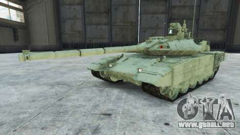 GTA 5 T-90MS vista lateral derecha