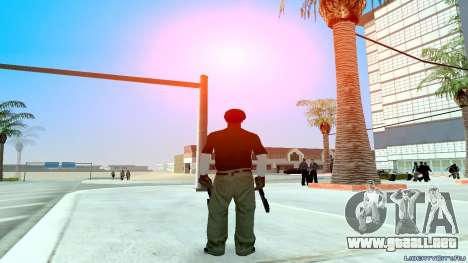 Timecyc & Colormod para GTA San Andreas