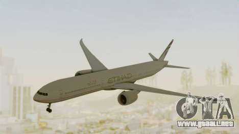 Boeing 777-9x Etihad Airways para GTA San Andreas