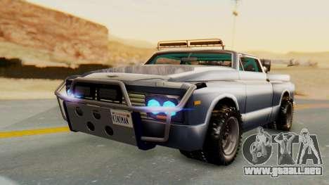 Slamvan v2.0 para GTA San Andreas