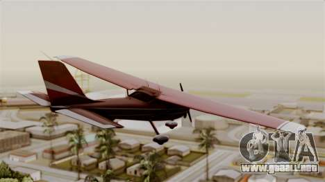 GTA 5 Jobuilt Mammatus para GTA San Andreas left