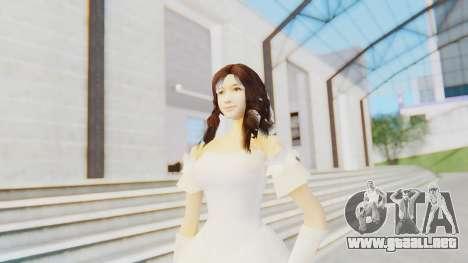 Lin Chi-Ling Bride Outfit para GTA San Andreas