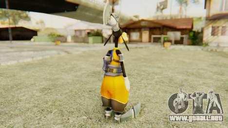 Kingdom Hearts 1 Goofy Disney Castle para GTA San Andreas tercera pantalla