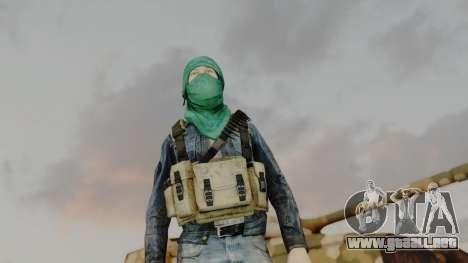 Somalia Militia para GTA San Andreas