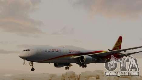 Boeing 767-300ER Hainan Airlines para GTA San Andreas