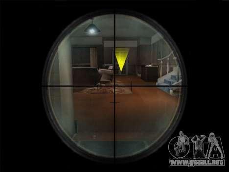 Un conjunto de armas rusas para GTA San Andreas décimo de pantalla