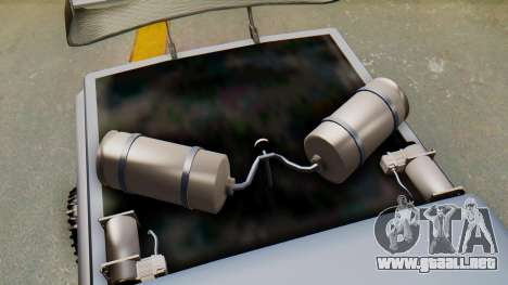 Slamvan v2.0 para la visión correcta GTA San Andreas