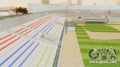 Stadium LV para GTA San Andreas tercera pantalla