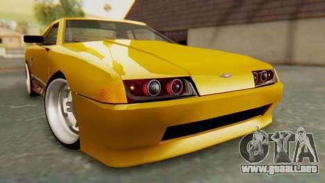 Elegy JDM para la visión correcta GTA San Andreas