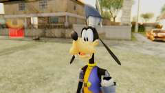 Kingdom Hearts 1 Goofy Disney Castle para GTA San Andreas